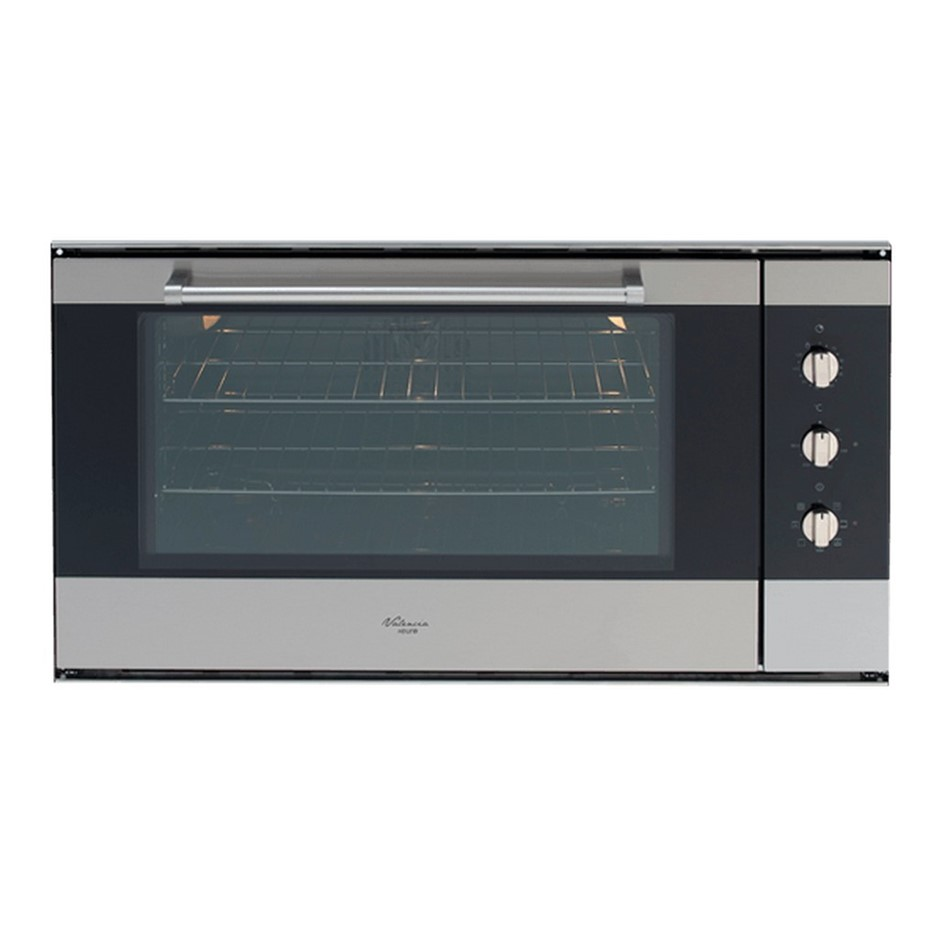 Euro 90cm Multifunction Electric Oven, Model: EV900MSX