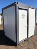 Unreserved Unused Toilet / Ablution Block - Perth