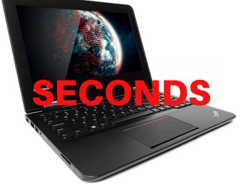Lenovo ThinkPad 11e 11.6-inch Notebook, Black