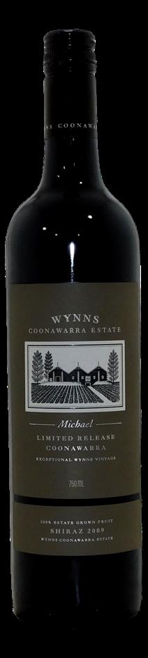 Wynn's Coonawarra Michael Shiraz 2009 (1x 750mL)