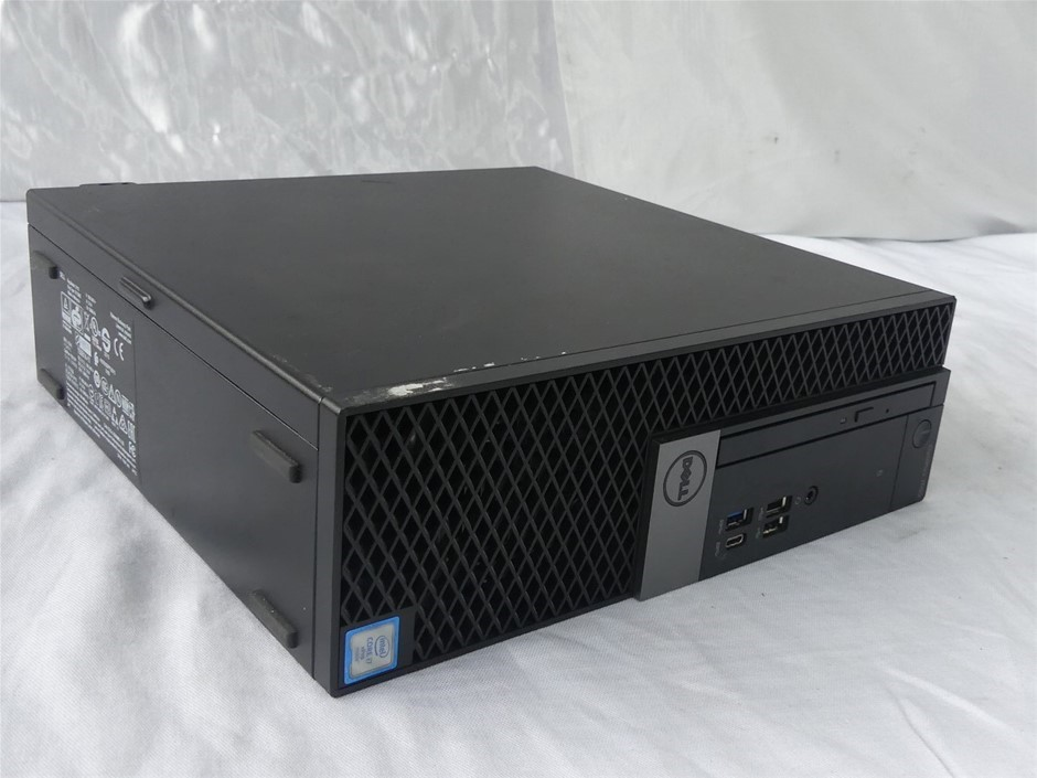 Dell OptiPlex 7050 Small Form Factor (SFF) Desktop PC Specifi