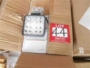 Pack of 2 AO AAL-0021 LED Lights
