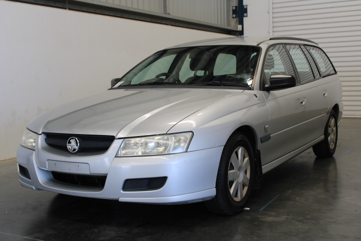 2005 Holden Commodore VZ Automatic Wagon