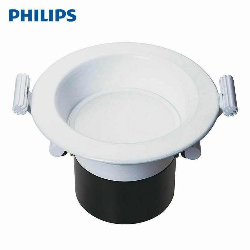 Philips GreenSpace LED Downlight Kit 11.6W Cool 4000K with PLUG
