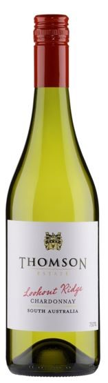 Thomson Estate Lookout Chardonnay 2020 (12 x 750mL) SA