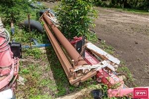 Harley Landscape Power Rake Power Roller