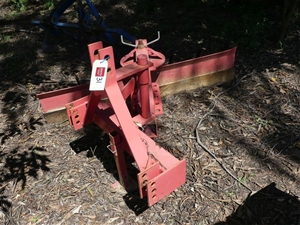 Steel Ground Scraper Blade
