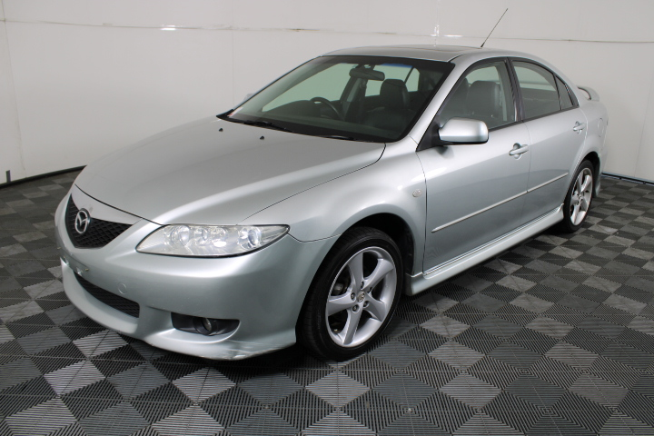 2005 Mazda 6 Luxury Sports GG Manual Hatchback