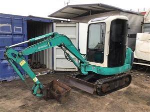 Komatsu Avance PC20R-8 Mini Excavator