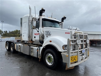 2014 Mack Titan 6 x 4 Prime Mover - GCM 140,000 Kg`s