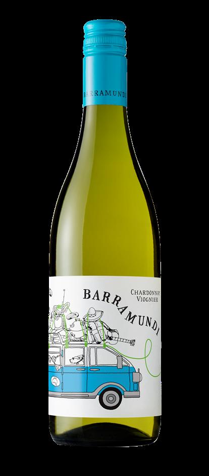 Barramundi Chardonnay Viognier 2018 (12 x 750mL) SA