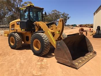 Caterpillar 938K Integrated Tool Carrier