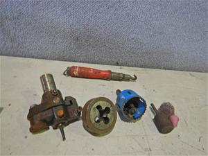 Assorted Abrasive Wheels