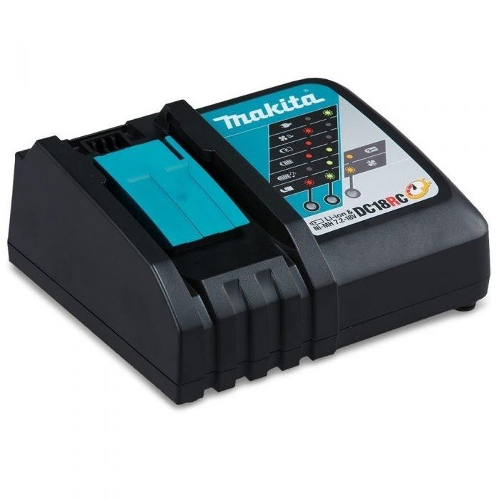 MAKITA 18V Li-Ion Battery Charger DC18RC. Buyers Note - Discount Freight Ra