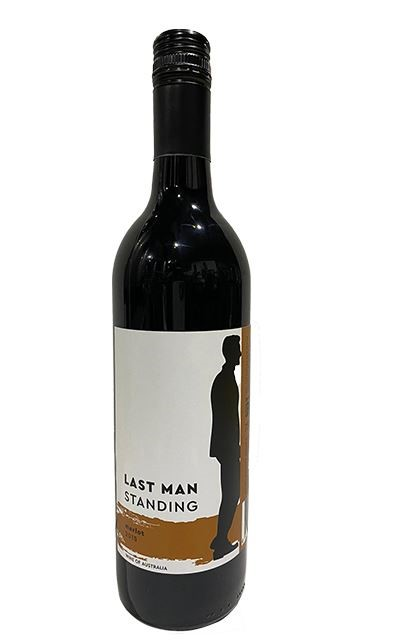 Last Man Standing Merlot 2015 by James Estate (12 x 750mL) Hunter Valley