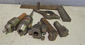A Qty of Machining Attachments