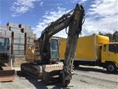 Volvo ECR145 CL Excavator Sale