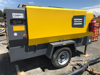 Mobile Air Compressors