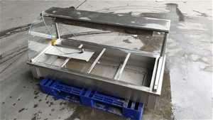 Stainless Steel Hot Bain Marie Unit