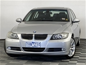 Unreserved 2005 BMW 3 30i E90 Automatic Sedan