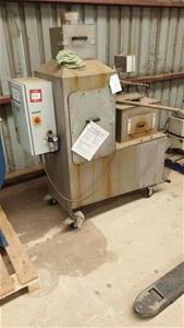 MPB Vacuum Coater with Aerotech Industri