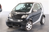 Unreserved 2007 Smart FORTWO COUPE C450 Automatic Coupe