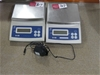 Qty 2 x Excell S1-130 Electronic Counter-top Scales