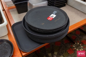 Qty 15 x assorted Non slip Rubber coated