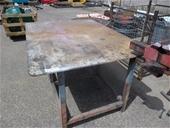 Steel Benches, Steel RHS, I Beams, H Beams & PFC