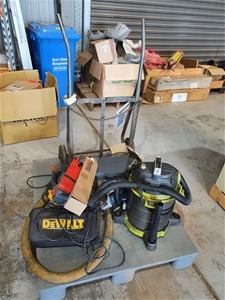 1 x Pallet Contianing Various Workshop T