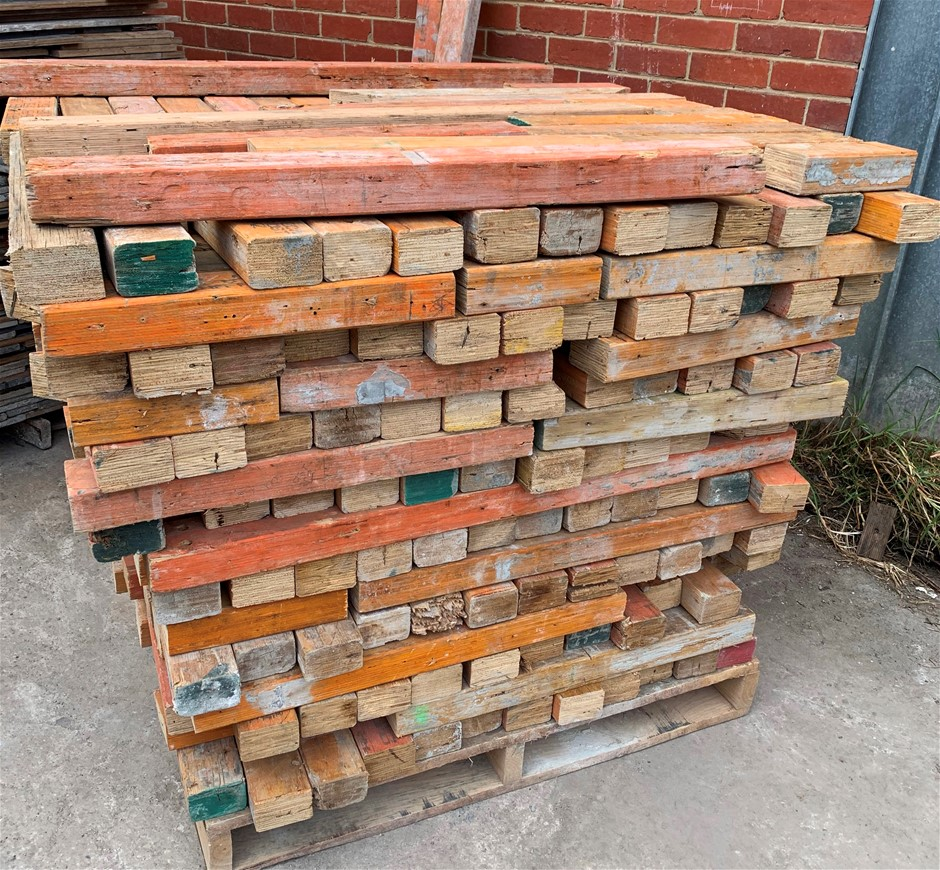 Used LVL Formwork Timber, ramdom lengths