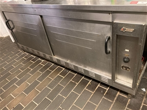Tallents HP84S Bench Warmer