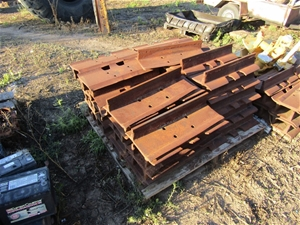 Grouser Plates Relugged