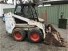 Bobcat 743 Skid Steer Loader