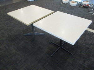 Qty 2 x Tables