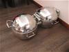 Qty 2 x Athena Soup Terrines