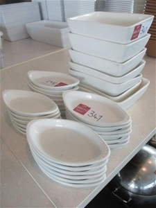 Quantity Serving Dishes (Small)