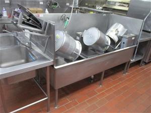 Cleveland KET6T Waterline Kettle System