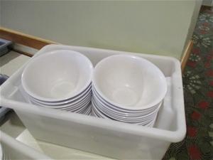 Dalebrook Plastic Bowls