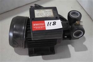 Unused Water Pump