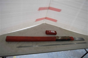 Lot of Stainless Steel Welding Rods