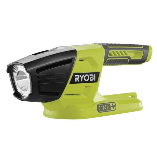 RYOBI 18V LED Torch. Skin Only. Buyers Note - Discount Freight Rates Apply