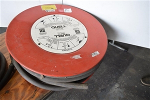 Quell Fire Fighting Hose and Reel