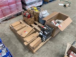 Assorted Pallet of Welding Equipment