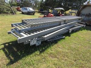 6 x Bridge Hand Rails