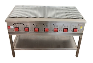 Cookon 1200 Char Grill With 7 Heavy Duty