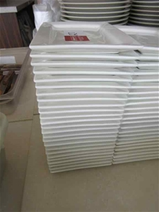 Approx. 25 Rectangle Plates