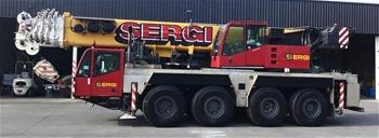 2004 Terex Demag All Terrain Crane