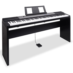 Karrera 88 Keys Electronic Keyboard Pian