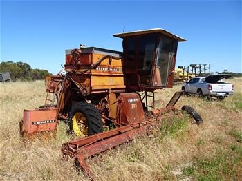 Massey Ferguson Sunshine 585 Harvester